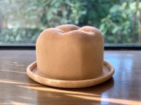 『KENT HAT』の『食パンハット』