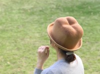 『KENT HAT』の『食パンハット』
