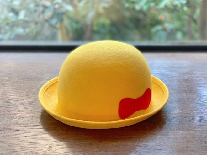 『KENT HAT』の『オムライスハット』