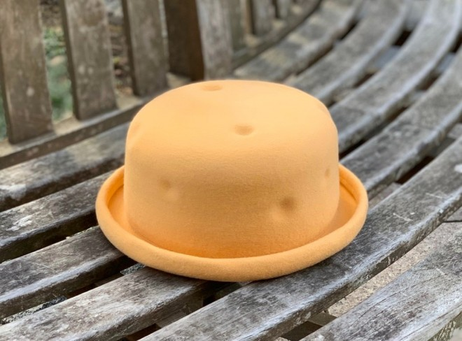 『KENT HAT』の『チーズハット』