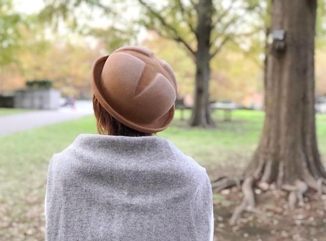 『KENT HAT』の『プチブールハット』