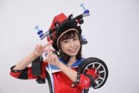 """ミニ四駆女子・かえひろみ考案キャラクター""""ミニ四子"""""""