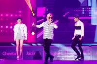 『KCON 2015 JAPAN』に出演したCheetah、KangNam、ジャクソン(GOT7)