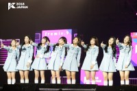『KCON 2018 JAPAN』に出演したfromis 9
