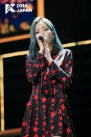 『KCON 2018 JAPAN』に出演したHeize