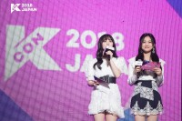 『KCON 2018 JAPAN』に出演したGFRIEND