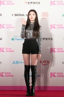 『KCON 2018 JAPAN』に出演したCHUNG HA