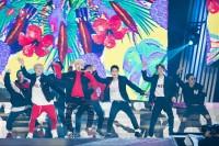 『KCON 2017 JAPAN』に出演したBlock B