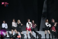 『KCON 2017 JAPAN』に出演したCLC