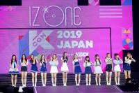 IZ*ONE『KCON 2019 JAPAN』の様子 (C)CJ ENM Co Ltd All Rights Reserved