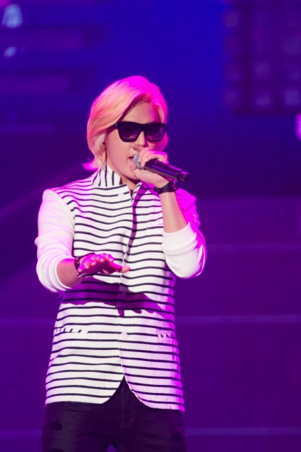 『KCON 2015 JAPAN』に出演したKangNam