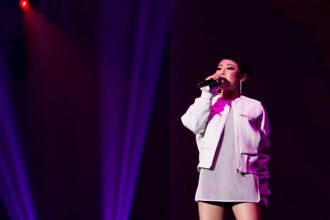 『KCON 2015 JAPAN』に出演したCheetah
