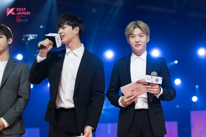 『KCON 2017 JAPAN』に出演したBTOB