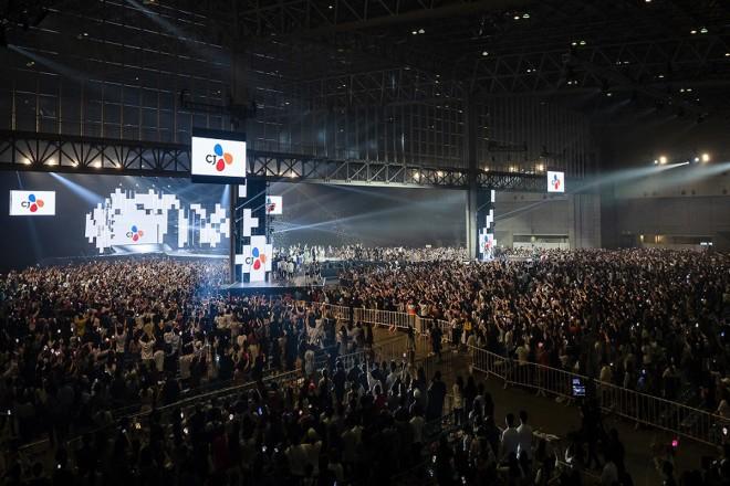 過去最大となる8.8万人を動員した『KCON 2019 JAPAN』