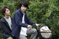 映画『チア男子!!』より横浜流星の場面写真(C)朝井リョウ/集英社・LET'S GO BREAKERS PROJECT