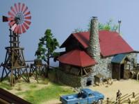 TVドラマ北の国から 「黒板五郎の石の家」