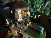 アニメ・ゲゲゲの鬼太郎のツリーハウス