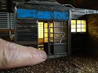 映画・幸福の黄色いハンカチ「炭鉱長屋」