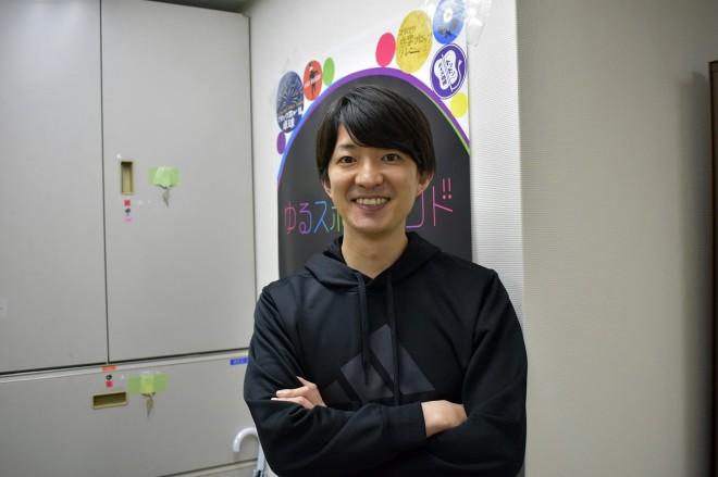 世界ゆるミュージック協会代表 澤田智洋氏