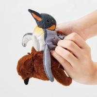 ヒナから大人であるオウサマペンギンへ