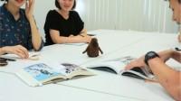 企画会議の様子(1)