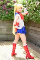 『Ultra acosta!』コスプレイヤー・ぶらっくすわんさん<br>(『美少女戦士セーラームーン』セーラームーン)