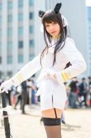 『Ultra acosta!』コスプレイヤー・雪村ユノさん<br>(『アズールレーン』愛宕)