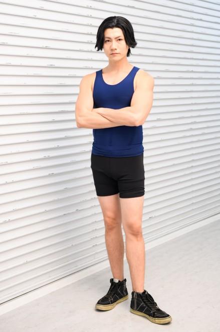 NHK『みんなで筋肉体操』のコスプレで登場したコスプレチーム「肉体造形部」のメンバー・ウサコさん