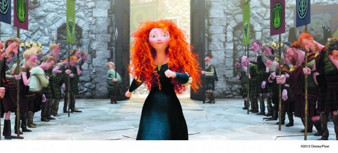 メリダ(メリダとおそろしの森)(C) 2019 Disney/Pixar