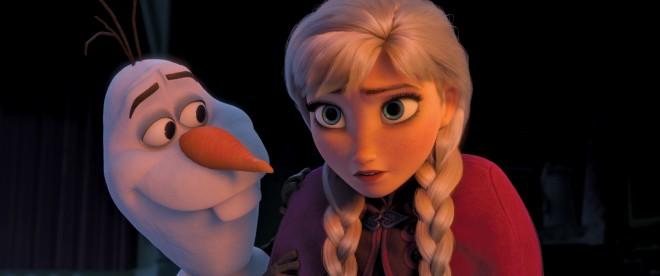 アナ(アナと雪の女王)(C) 2019 Disney
