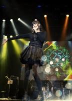 現在の宇徳敬子、ライブ写真