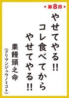 『サラリーマン川柳コンテスト』平成の歴代1位作品<第8回 1位>
