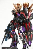作品名:RX-0[N] バンシーノルン(ダークサイドver)制作:しんきち