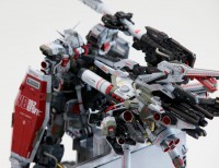 作品名:RX78-2 FULL-ARMOUR de FULL-BURNERN & WEAPON SYSTEM > ※『GBWC2018』ファイナル作品 制作:しんきち