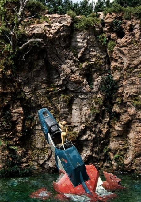 作品名「Cenote」 (第14回全国オラザク選手権 大賞受賞作品) 制作:あに