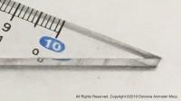 """「アップで見たときの""""鉛筆感""""が個人的に萌えポイントです!」制作・写真/Mozu"""
