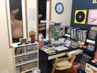 「友達の部屋」制作・写真/Mozu