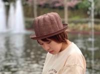 『KENT HAT』の『夏のカヌレハット』