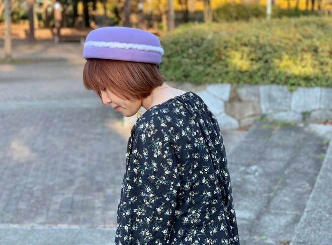 『KENT HAT』の『マカロンベレー』