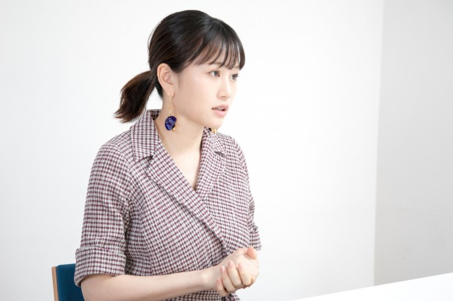 前田敦子 主演映画『旅のおわり世界のはじまり』