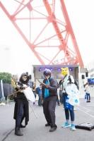 『コスプレde海ごみゼロ大作戦!in東京タワー』のコスプレイヤー