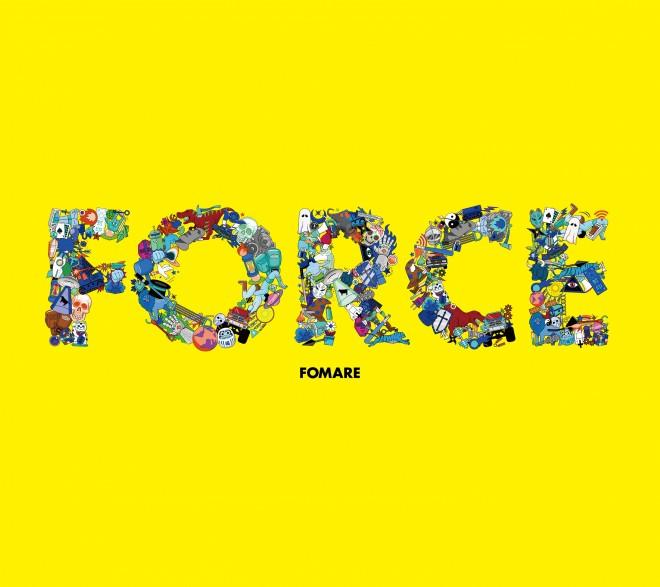 1stフルアルバム『FORCE』