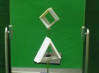 「三角と四角」