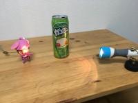 【メイキング】ねんどろいどのコマ撮り 缶の大きさも調整する