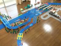 東海道線・小田急線・江ノ電の再現「藤沢駅」