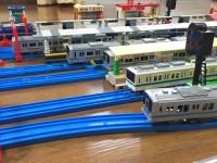 東海道線・小田急線・江ノ電「藤沢駅」を再現