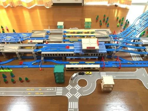リクエストの中で関東最多、常磐線・東武スカイツリーライン・つくばエクスプレス・日比谷線「北千住駅」を再現