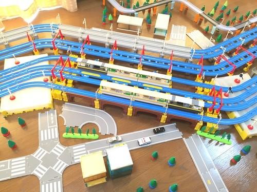 リクエストが割と多い、山手線・京浜東北線「有楽町駅」を再現
