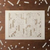 物語がパズルのピースに「文学パズル」