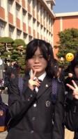 【整形前】コンプレックスに悩んでいた学生時代の尾上七海さん